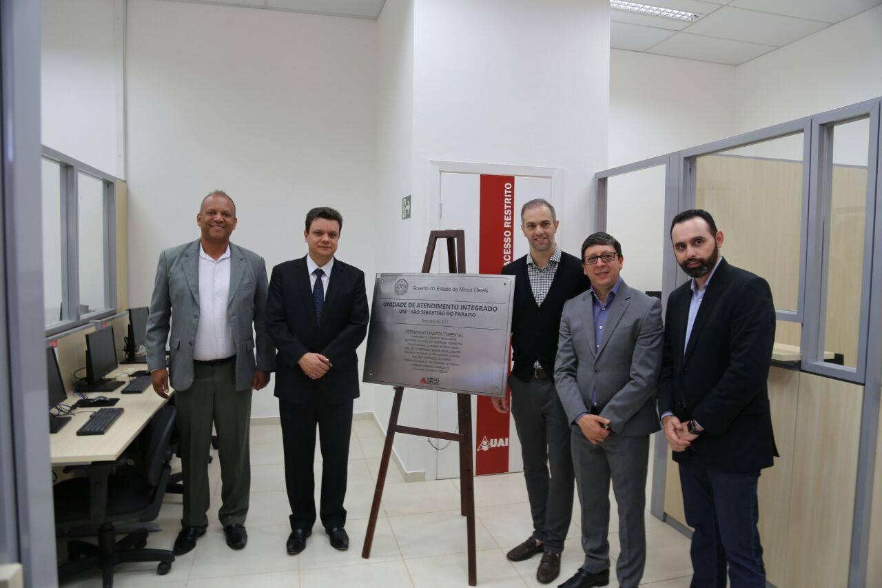UAI é inaugurada em São Sebastião do Paraíso
