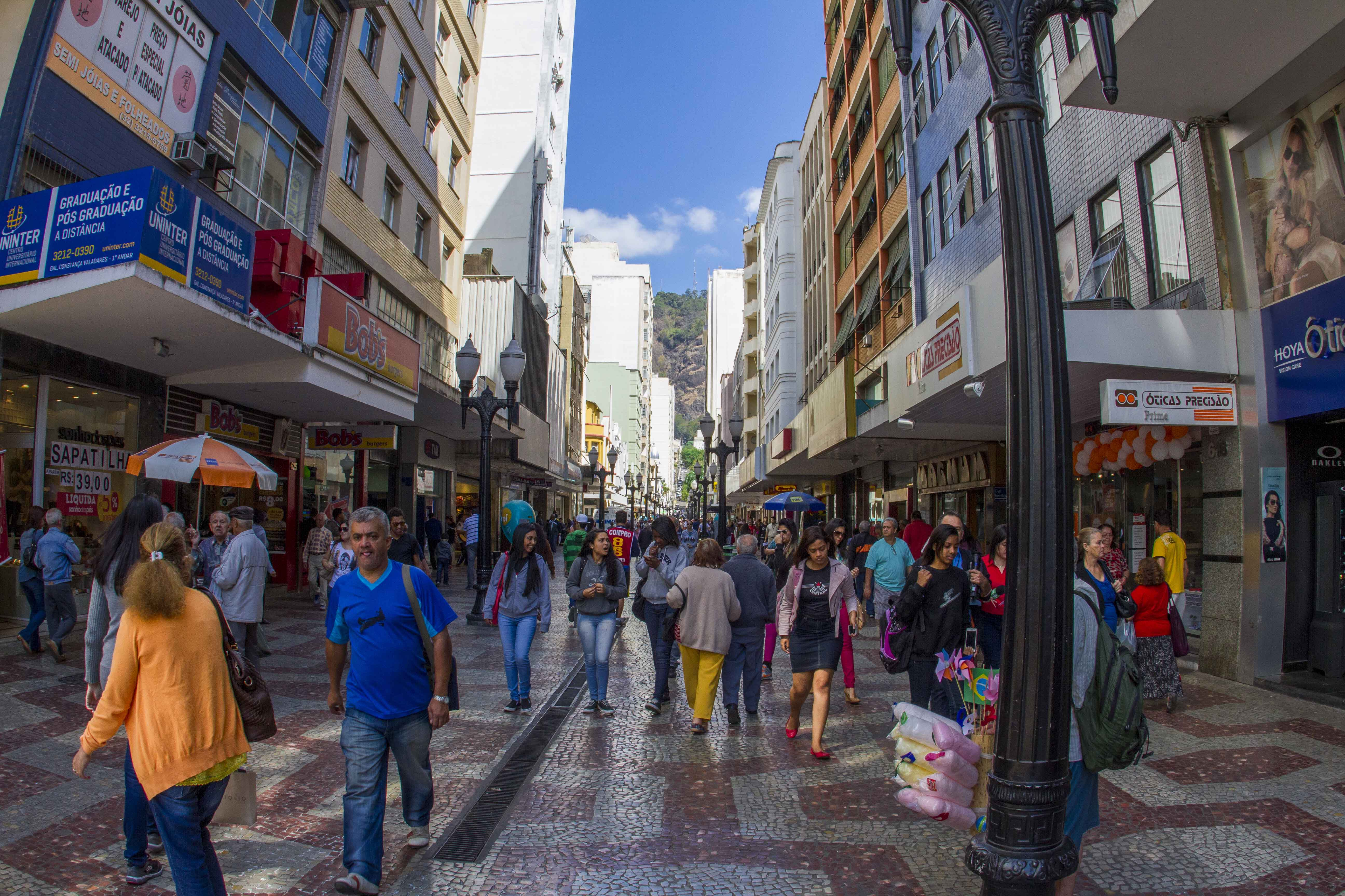 PIB de Minas cresce 1,7% no segundo trimestre